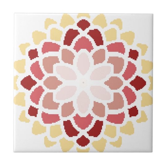 Moroccan Bloom Tile
