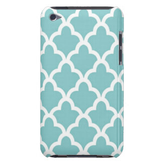 Moroccan Blue iPod Touch 4G Case iPod Touch Cover