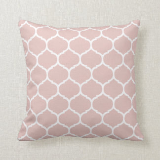 Moroccan Blush Pillow