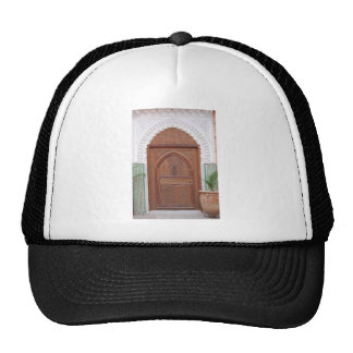 Moroccan door cap