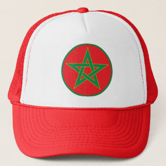 Moroccan Flag Trucker Hat