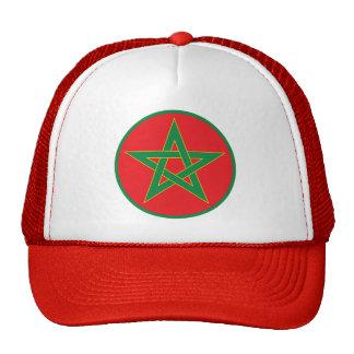 Moroccan Flag Trucker Hat