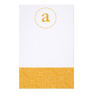 Moroccan Inspired Stationery Paper