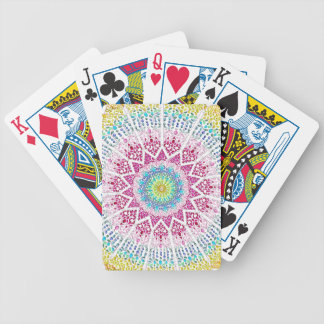 Moroccan Jewels Bicycle Playing Cards
