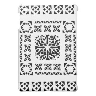 Moroccan Lantern Pattern iPad Mini Covers