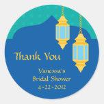 Moroccan Lantern Sticker