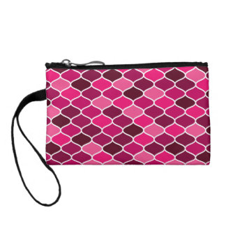 Moroccan pattern coin purse