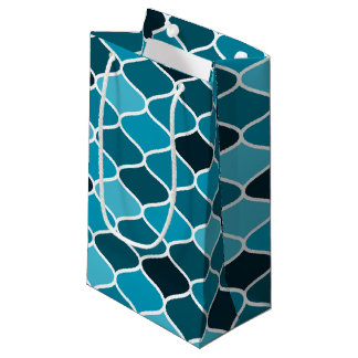 Moroccan pattern small gift bag