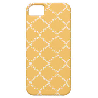 Moroccan Pattern | Yellow iPhone 5 Cover