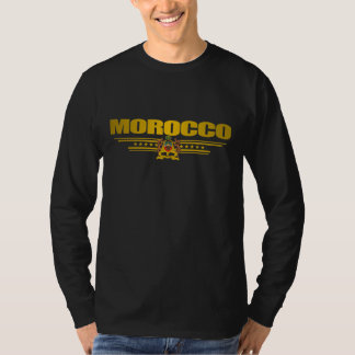 """Moroccan Pride"" Shirts"