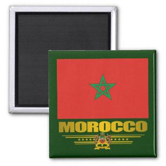 """""""Moroccan Pride"""" Square Magnet"""