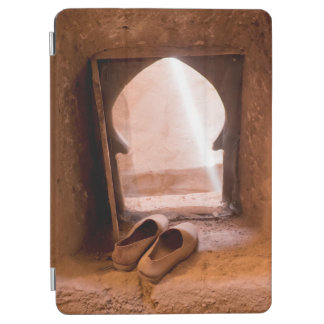 Moroccan Shoes At Window iPad Air Cover
