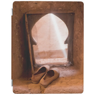 Moroccan Shoes At Window iPad Cover