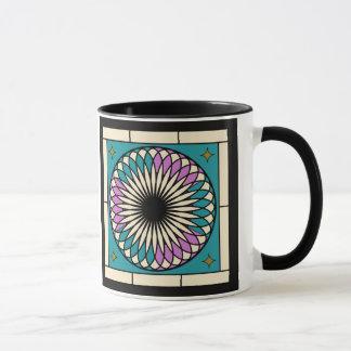 Moroccan Spiral Pattern Mug