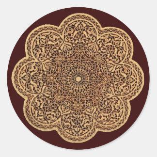 Moroccan Sticker
