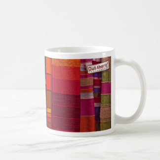 Moroccan Textiles Coffee Mug