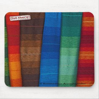 Moroccan Textiles Mousemats