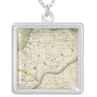 Morocco, Africa Silver Plated Necklace