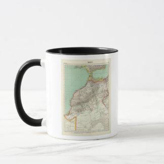 Morocco and Algeria Mug