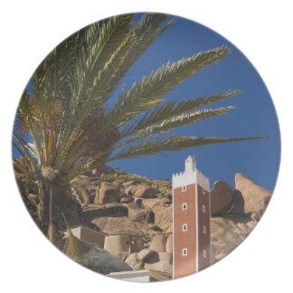 MOROCCO, Anti Atlas, TAFRAOUTE Area: ADAI, Red Plate
