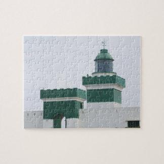 MOROCCO, Atlantic Coast, BEDDOUZA: Cap Beddouza 2 Jigsaw Puzzle