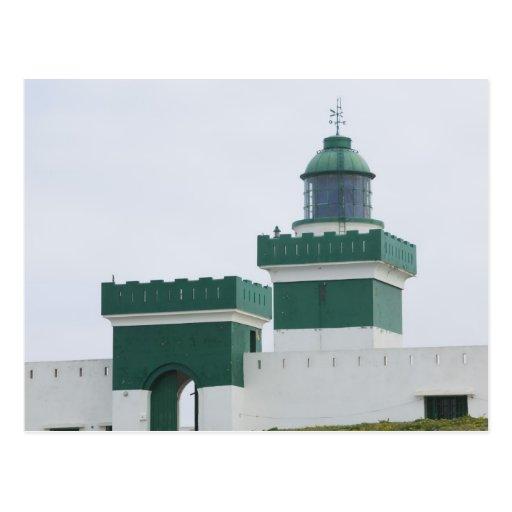 MOROCCO, Atlantic Coast, BEDDOUZA: Cap Beddouza 2 Postcards
