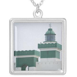 MOROCCO, Atlantic Coast, BEDDOUZA: Cap Beddouza 2 Silver Plated Necklace