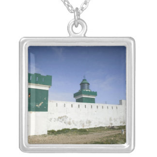 MOROCCO, Atlantic Coast, BEDDOUZA: Cap Beddouza Silver Plated Necklace