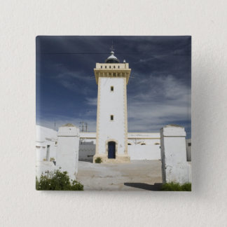 MOROCCO, Atlantic Coast, ESSAOUIRA: Essaouira 15 Cm Square Badge