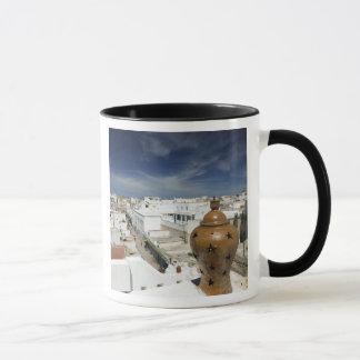 MOROCCO, Atlantic Coast, ESSAOUIRA: High Vantage Mug