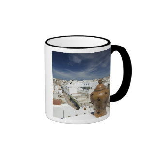 MOROCCO, Atlantic Coast, ESSAOUIRA: High Vantage Ringer Coffee Mug