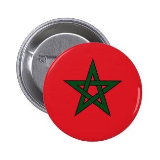 Morocco Pinback Button