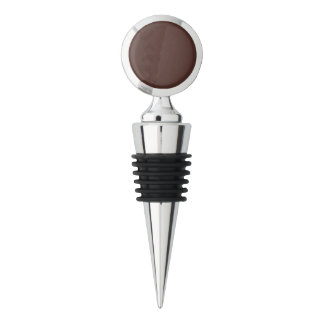 Morocco Brown Wine Stopper