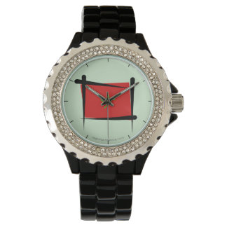 Morocco Brush Flag Watches