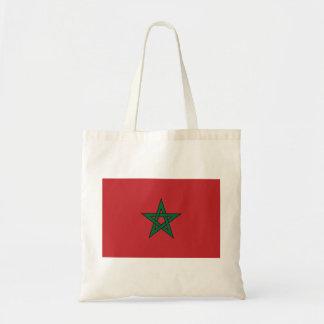 morocco budget tote bag
