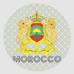 Morocco Coat of Arms