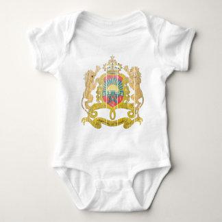 Morocco Coat Of Arms Baby Bodysuit