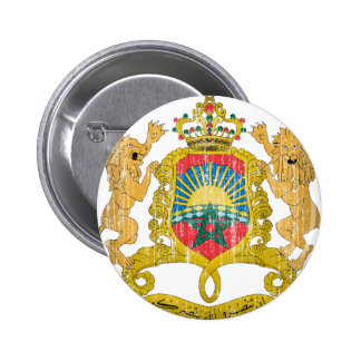 Morocco Coat Of Arms Pins