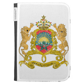 Morocco Coat Of Arms Case For Kindle