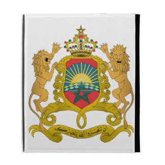 Morocco Coat Of Arms iPad Cases