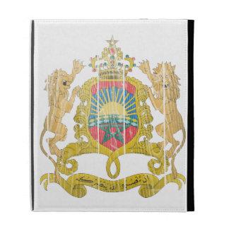 Morocco Coat Of Arms iPad Folio Cases