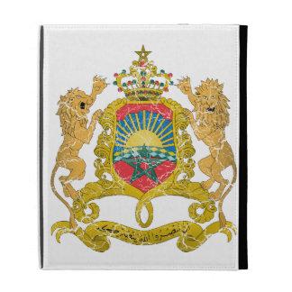 Morocco Coat Of Arms iPad Folio Cover