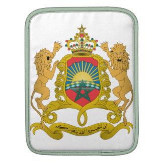 Morocco Coat Of Arms iPad Sleeve