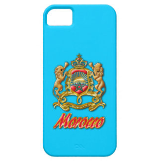 Morocco Coat of Arms iPhone 5 Cover