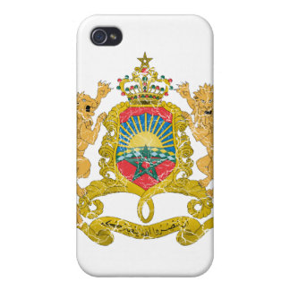 Morocco Coat Of Arms iPhone 4/4S Cover