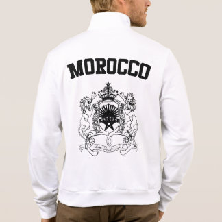 Morocco Coat of Arms Jacket