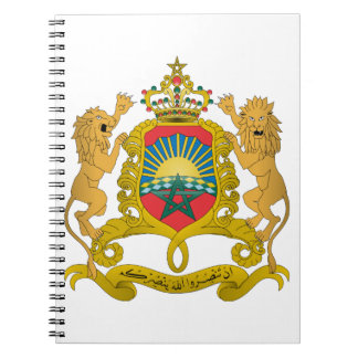 Morocco Coat Of Arms Journals