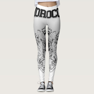 Morocco Coat of Arms Leggings