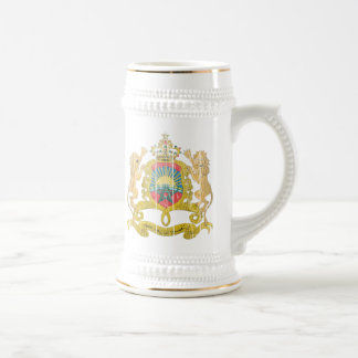 Morocco Coat Of Arms Mugs