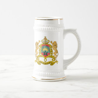 Morocco Coat Of Arms Coffee Mugs
